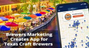 Texas Trail App by Brewers Marketing