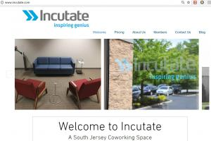 Website of Incutate, Frank Lauletta commented on its expansion