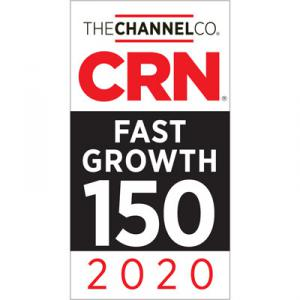 Orion is proud to be on the 2020 CRN Fast Growth 150 list