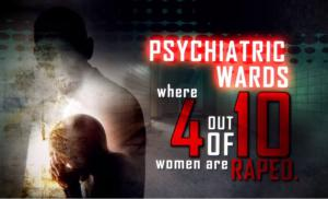 Sexual Crimes by Psychiatrists 37 Times Greater than Rapes in General Community