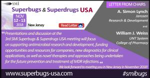 SMi's Superbugs & Superdrugs USA ConferenceSMi's Superbugs & Superdrugs USA Conference Chairs Letter