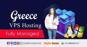 Greece VPS Server Hosting plans