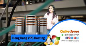 Hong Kong VPS Server Hosting Plans