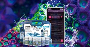 The eXact iDip® 570 Marine Starter Test Kit and Reeftrace Live app
