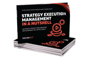 The book 'Strategy Execution Management in a Nutshell'