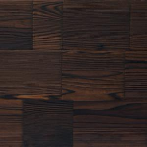 CHOCHOL shou sugi ban charred western red cedar by reSAWN