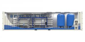 Containerized Brackish Water RO 400