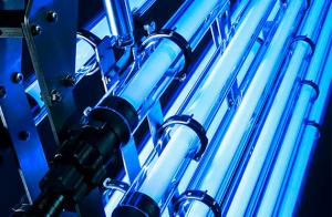 UV disinfection equipment