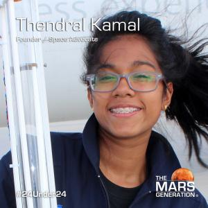The Mars Generation_24 Under 24_2020 Winner_Thendral Kamal