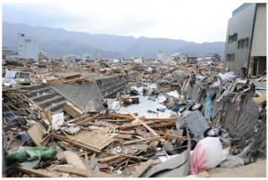 Our project has started to help long-term reconstruction from the Great East Japan Earthquake in 2011.