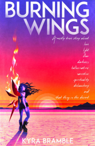 Burning Wings Book Kyra Bramble