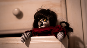 Lily - A Haunted Doll to Spook Up Your Halloween