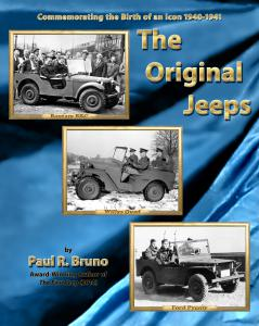 The Original Jeeps book cover