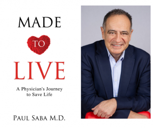 Book Made to Live by Dr. Paul Saba