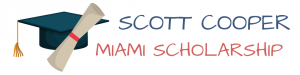 Scott Cooper Miami Scholarship