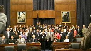 Washington Whistleblowers Week Group Photo (2007)