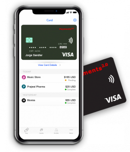 Payments2.0 Digital Wallet