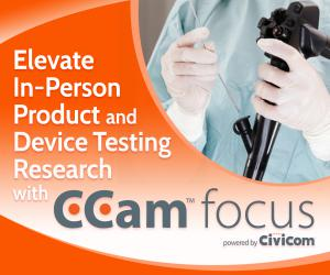 CCam focus technology can be used for device or product testing research with live video streaming and recording