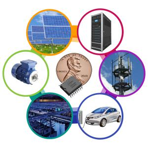 ACEINNA current sensors are used in numerous power applications