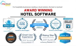 Award-winning Hotel Software