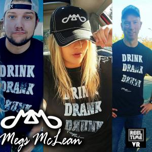 Megs Drink Drank Drunk Shirts