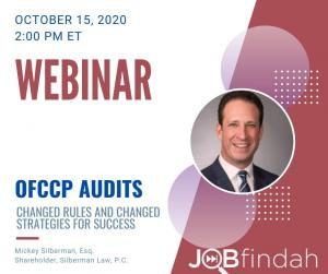 Mickey Silberman Presents at JOBfindah Webinar
