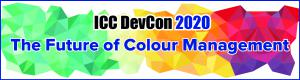 ICC Devcon 2020 The Future of Color Management