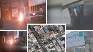 5-Mashhad – Targeting the center for spreading terrorism – September 2020