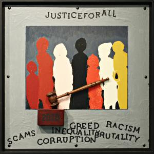 Justice for All artwork