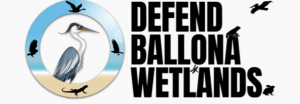 Defend Ballona Wetlands: environmentalists banding together to stop senseless habitat destruction.