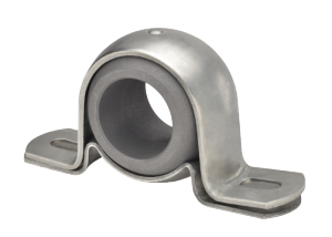 Type-327 Graphalloy®  Pillow Block for High Temperature and Other Tough Applications