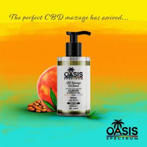 Oasis Spectrum CBD Oil