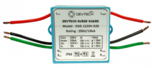 Devtech M2M Premium – TMOV based SPD (Surge Protection Device)