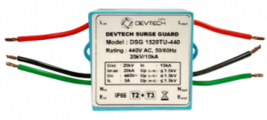 Devtech M2M Superior – TMOV based SPD (Surge Protection Device)