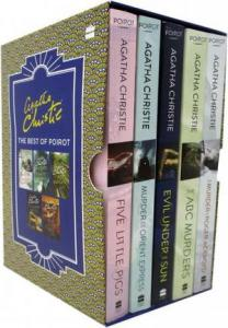 Agatha Christie - 5 Books Box Set Collection