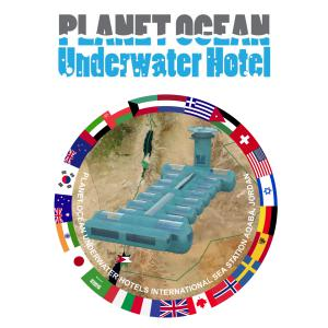 Gulf of Aqaba Red Sea Location for Planet Ocean Underwater Hotels International Sea Station