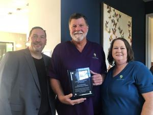 2020 Caregiver of the Year