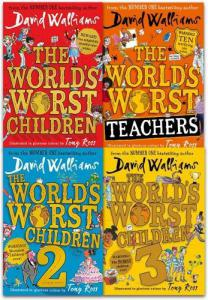 David Walliams Worlds Worst Children Collection