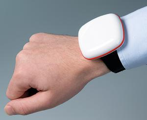 BODY-CASE can be worn like a watch