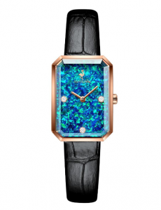 Rorolove lauches their 3 real diamond square watch