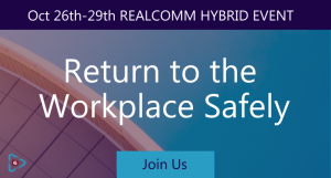 Join Domain 6 at Realcomm 2020