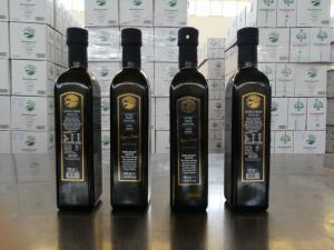 OliveOilsLand® - 500 ML Glass Bottle Extra Virgin Olive Oil