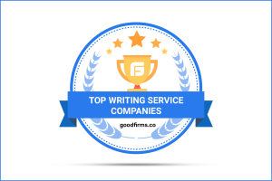 Top Writing Service Companies_GoodFirms