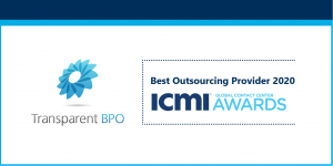 ICMI Best Outsourcing Provider 2020