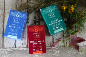 Asheville Tea Company Holiday Blends