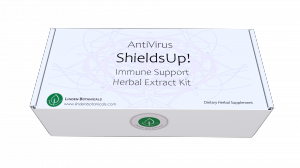 ShieldsUp! Immune Support Kit from Linden Botanicals