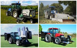XPower Products attached to tractors