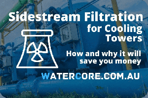 Sidestream water Filtration in cooling towers : how it can save you money