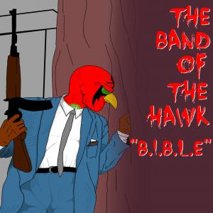 The Band of the Hawk as Malcolm X
