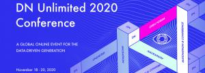 DN Unlimited 2020: Europe's largest data science gathering goes global | Nov 18 – 20